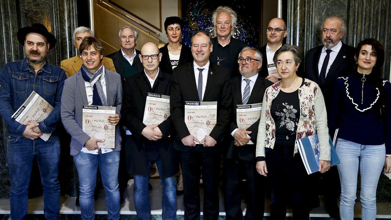 Casting de OT 2018 en Vigo.Feijoo anuncia el plan de Navia
