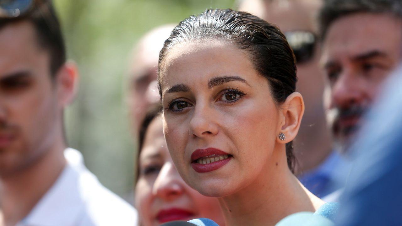 Inés Arrimadas, ahora en el Congreso de los Diputados, ha sido el último referente del constitucionalismo en Barcelona