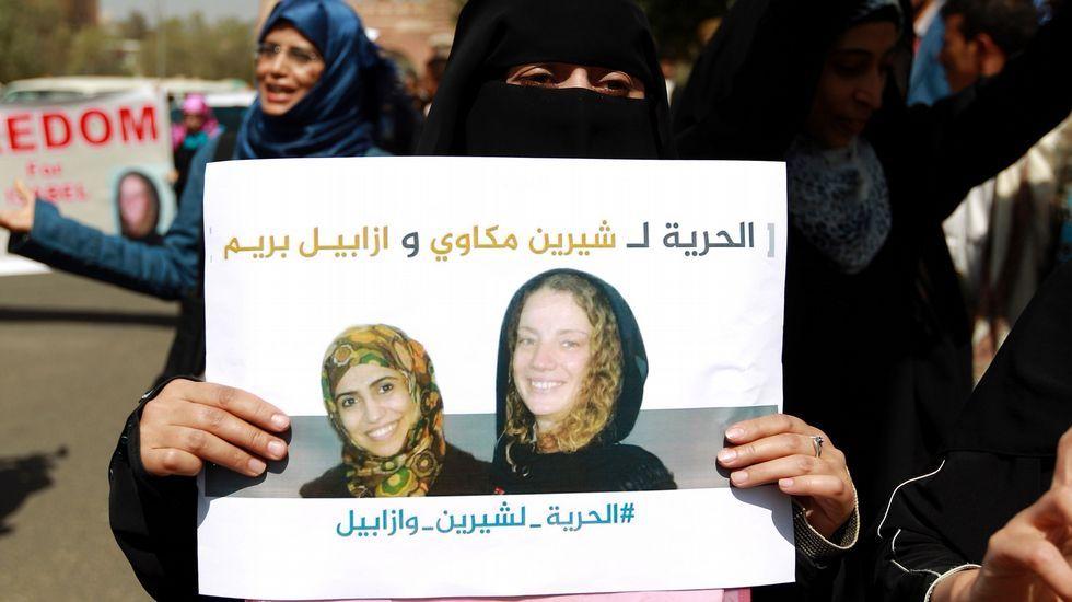 Liberada la francesa Isabelle Prime, secuestrada en Yemen