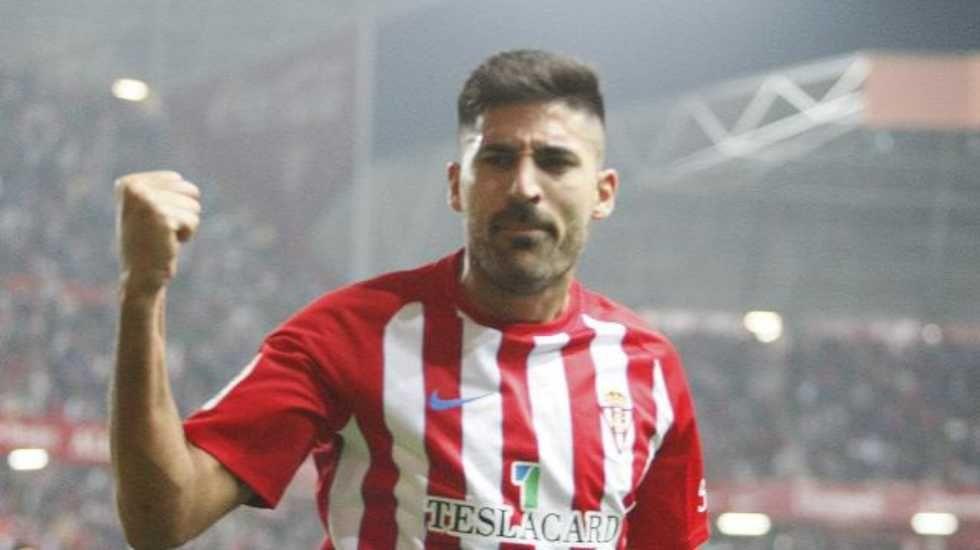 Gol Ibra Real Oviedo Sporting derbi Carlos Tartiere.Carmona