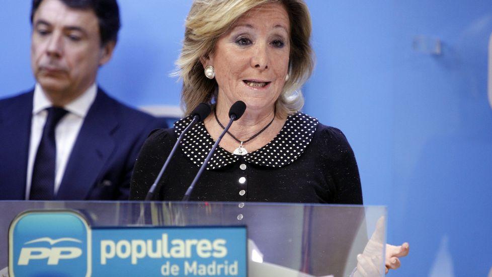 Rajoy confía «absolutamente» en Cristina Cifuentes