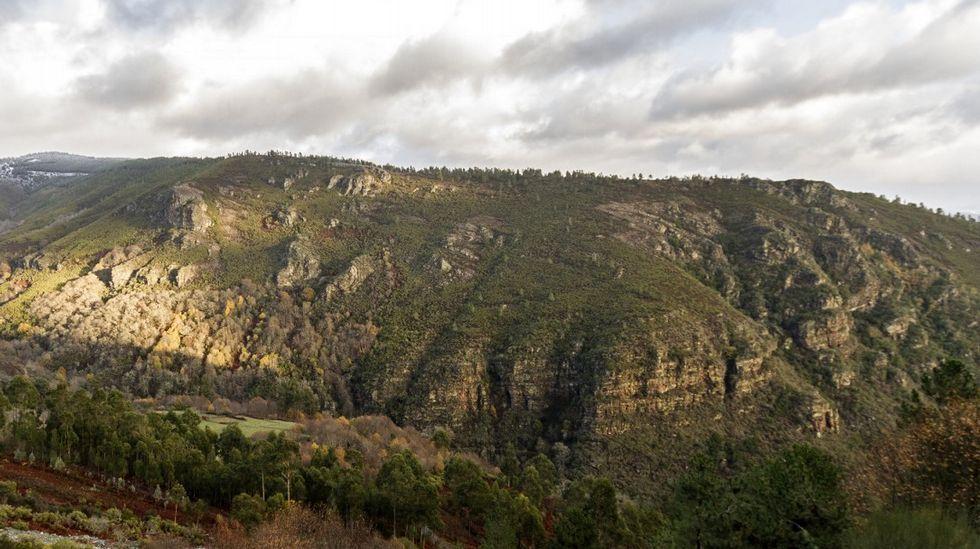 Una fotografía del plegamiento de Campodola publicada en la web oficial de la Unesco