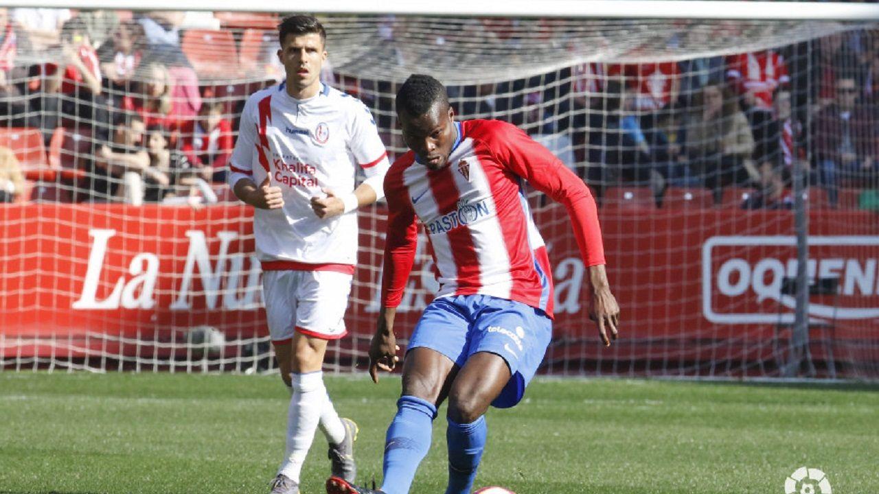 Folch Omar Ramos Viti Carlos Martinez Mossa Alanis Barcenas Tejera Javi Munoz Alfonso Herrero Albacete Real Oviedo Carlos Belmonte.Cofie
