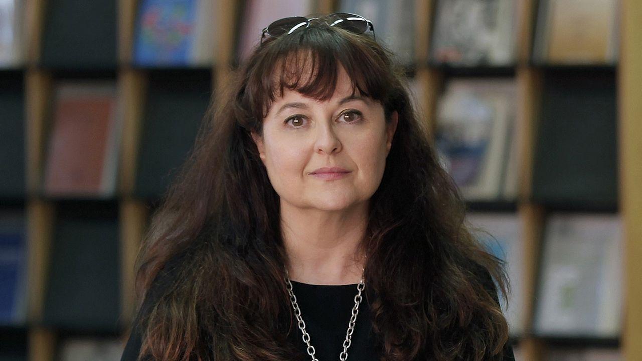 La periodista ovetense Victoria Rodríguez
