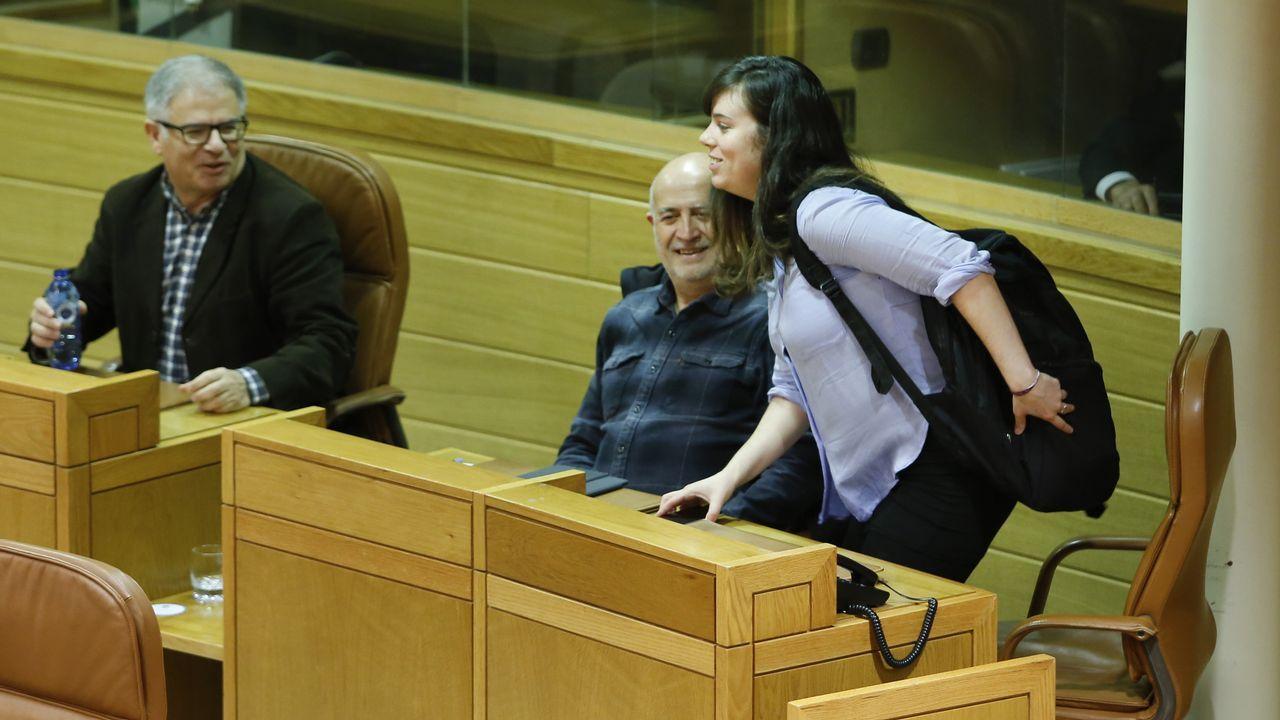 Cristina Cifuentes: «No temo una moción de censura»