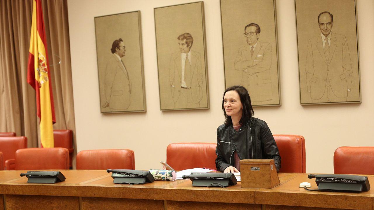 Carolina Bescansa es doctora en Ciencia Política y Sociología