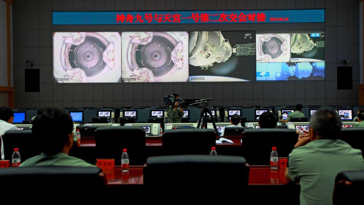 La estación espacial china Tiangong-1 en órbita.Sylvia Earle, Premio Princesa de Asturias de la Concordia 2018