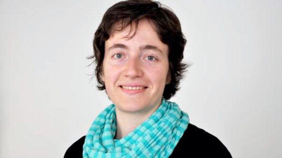 La socióloga asturiana Marta Domínguez Folgueras.La socióloga asturiana Marta Domínguez Folgueras