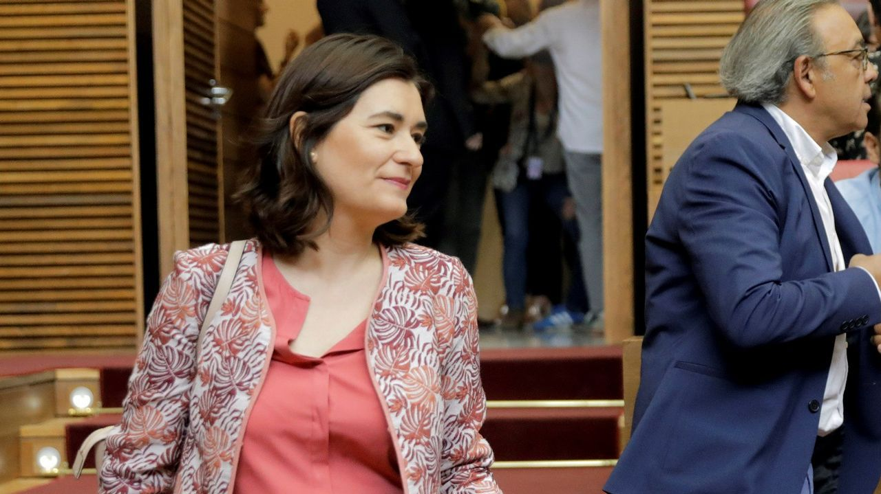 .Ministerio de Sanidad, Consumo y Bienestar Social: Carmen Montón