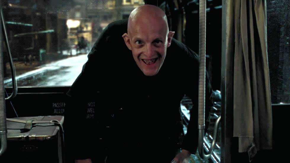 La voz ferrolana de «La La Land».Jim Tavaré, en la piel de Tom, el tabernero del Caldero Chorreante en «Harry Potter y el prisionero de Azkaban»