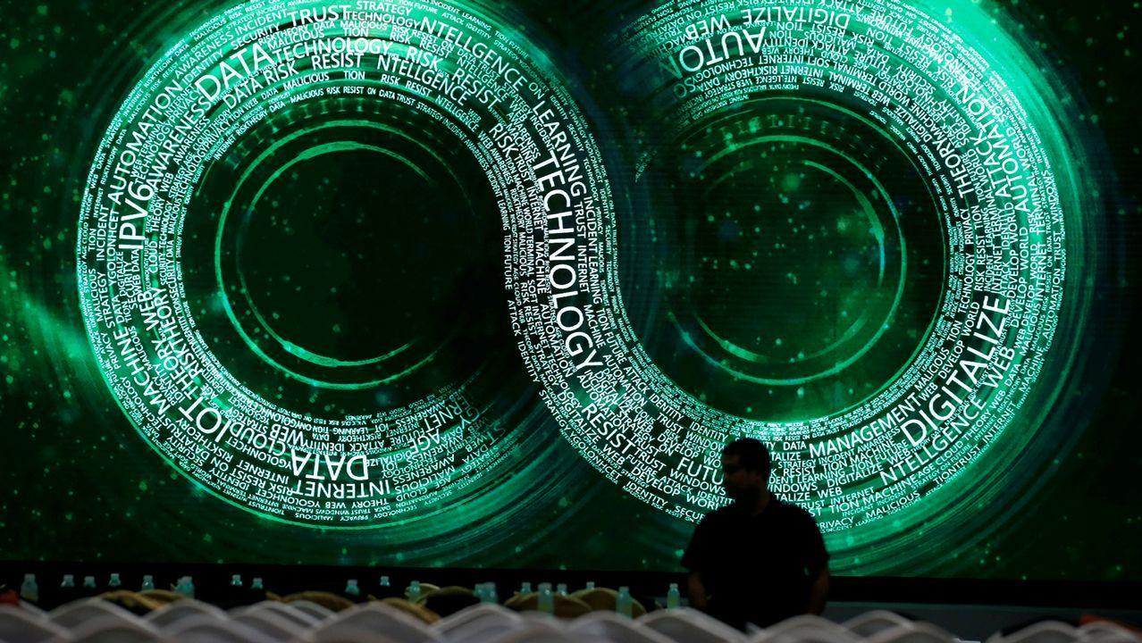 Conferencia de Seguridad de Internet 2018, que se celebra en Pekín, China