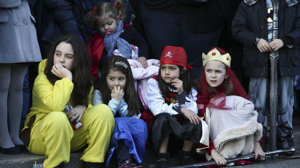 Carnaval en A Coruña