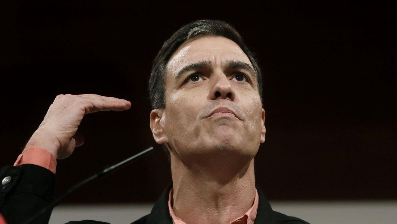 La líder de Ciudadanos, Inés Arrimadas, se dispone a dar la réplica al candidato Puigdemont.