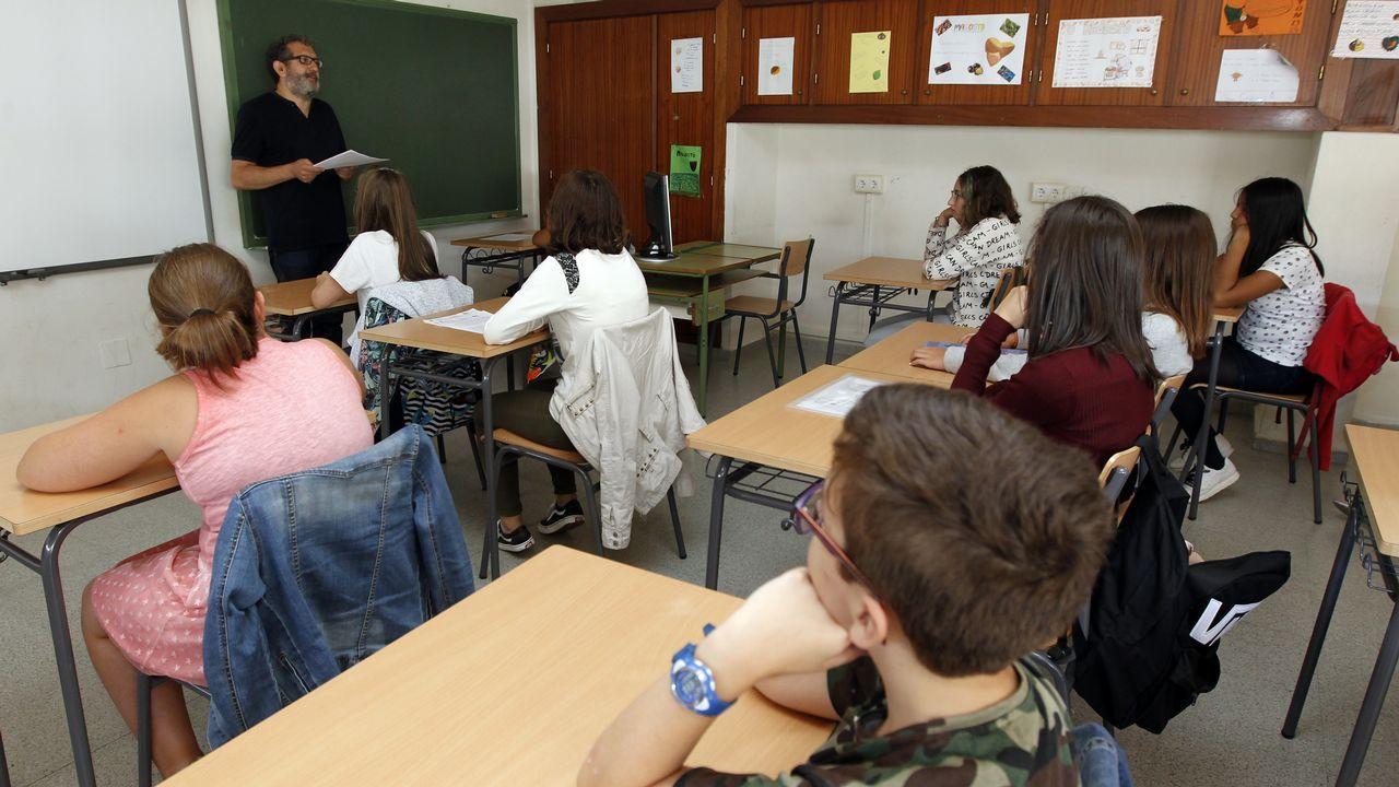 Carmen Pomar, Consellería de Educación, Universidade e Formación Profesional