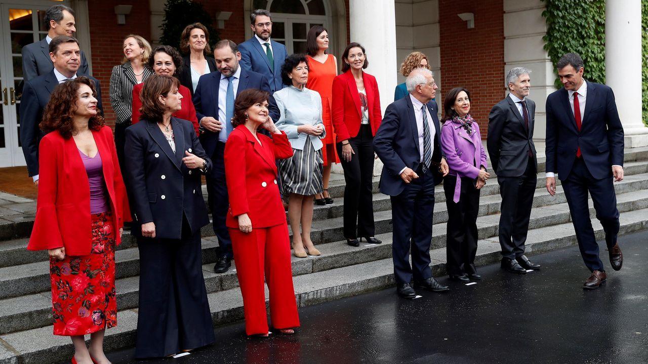 Batet cree que la reforma de la Constitución es «urgente, viable y deseable».Congreso Nacional del PP, en 2017