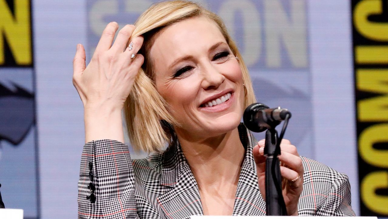 Cate Blanchett ingresó 10,2 millones de euros