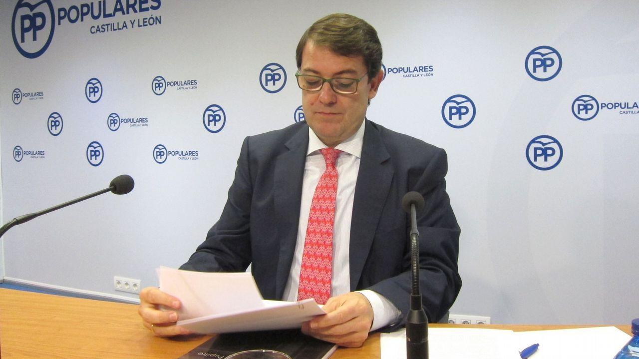 candidatos.Alfonso Fdez. Mañueco. Castilla y León. Apostó por Sáenz de Santamaría, pero el delfín de Herrera, que abandona la política, será el candidato.
