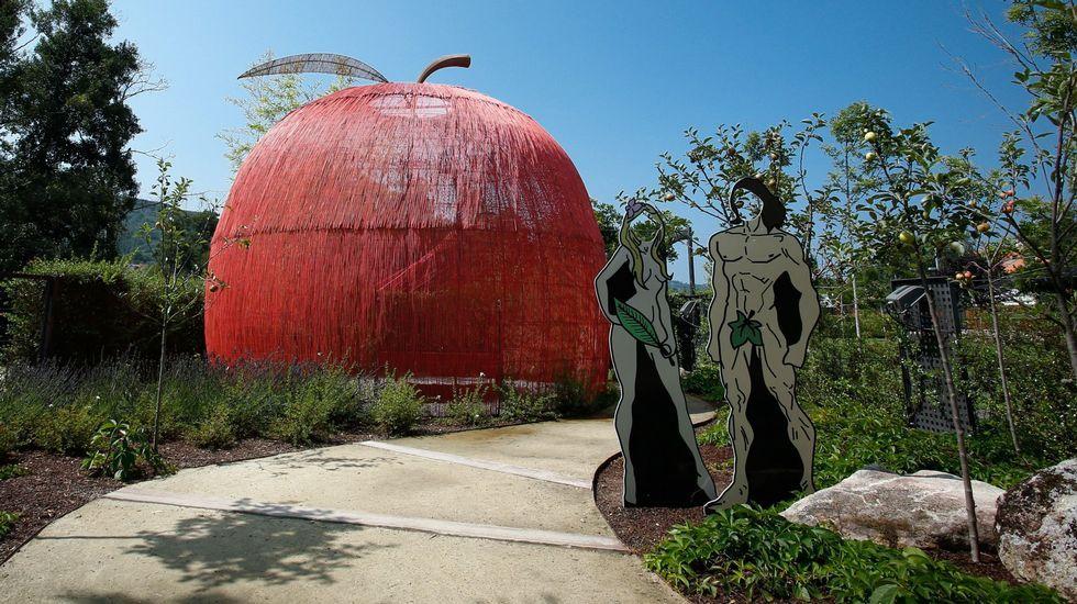 «O xardín prohibido» recibió el premio del público