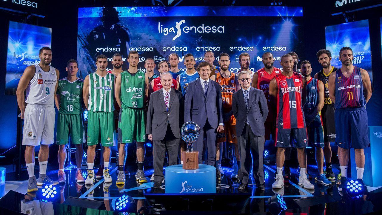 ¡Arranca la Liga Endesa 2017-18!
