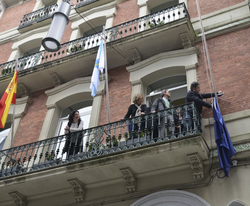 Vázquez Almuíña se ha visto obligado finalmente a renunciar al plan de Monte Carrasco.