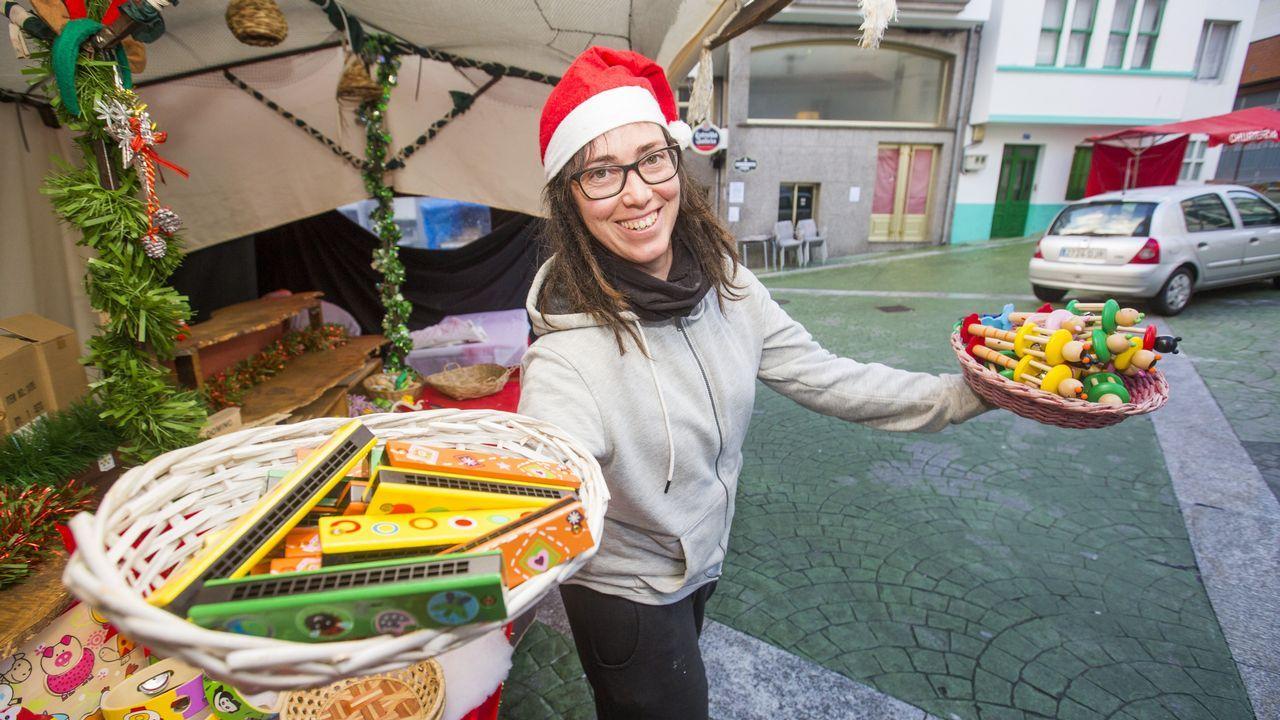 La campaña de Navidad divide aún más a los mariscadores de Camariñas