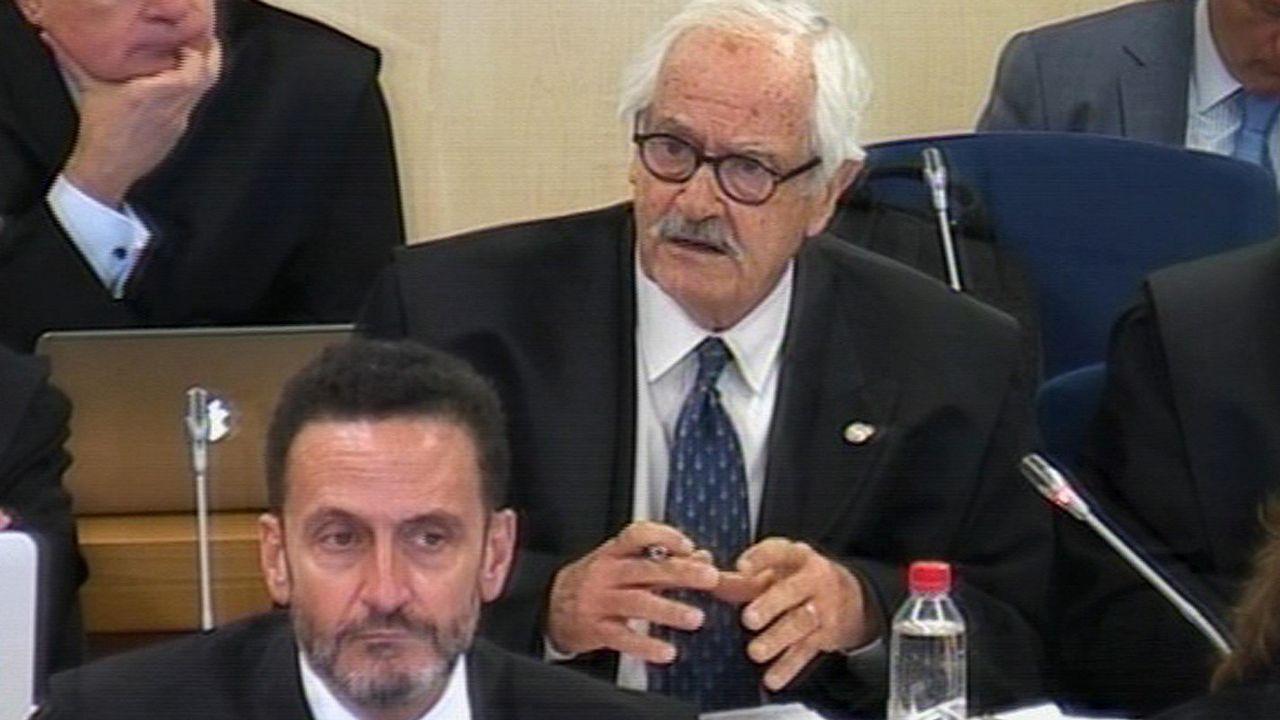 .El abogado de Adade, Mariano Benítez de Lugo