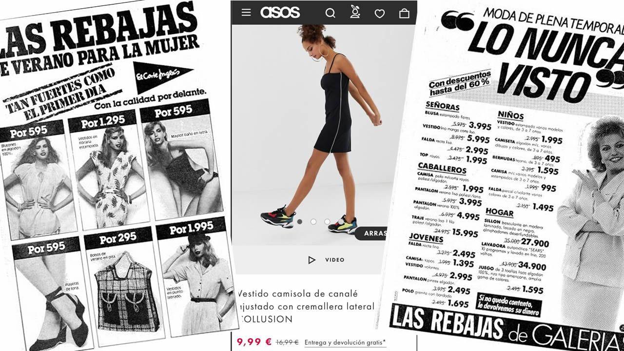 1b695ac116c19 Comprar moda hoy es más barato que en las mejores rebajas de hace 40 años