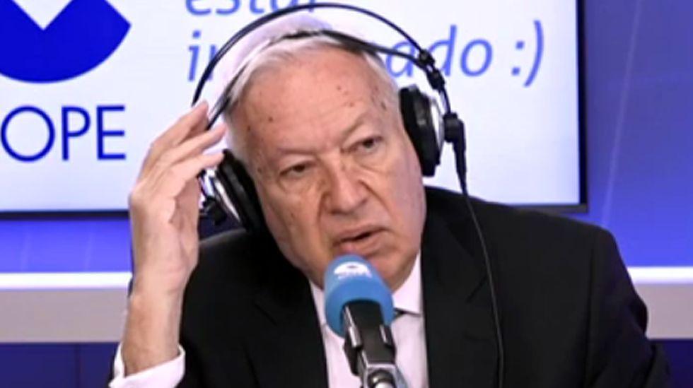 García-Margallo: «Obama me dijo que a ver si formamos Gobierno, que está deseando venir a España»