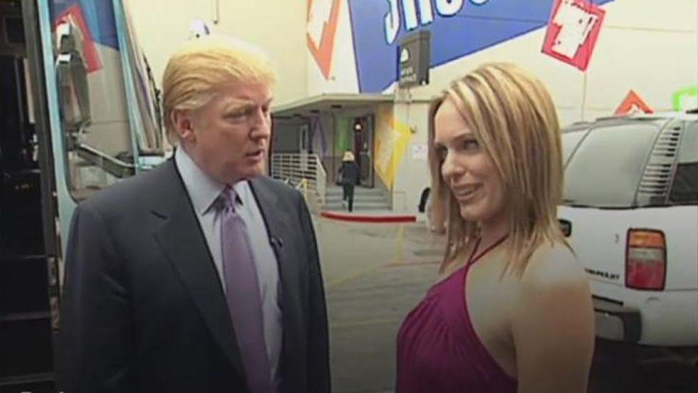 Trump en el 2005: «Cuando eres una estrella, ellas te dejan hacer lo que quieras».