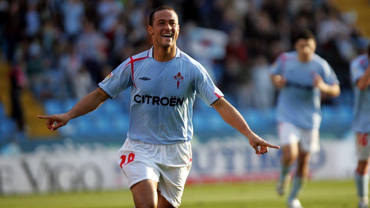 El bicampeón del mundo de FIFA, el langreano Alfonso Ramos