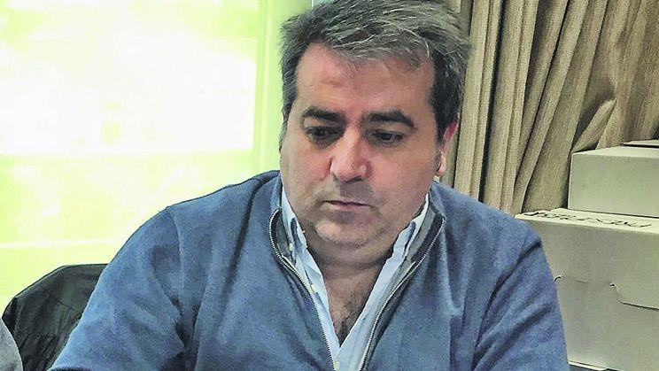 Alberto Castro es el concejal del PP que dirige el departamento de Urbanismo en Arteixo