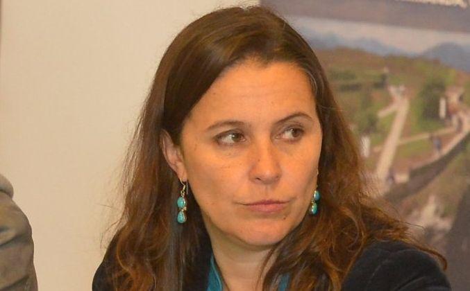 Ana Miranda, eurodiputada nacionalista.