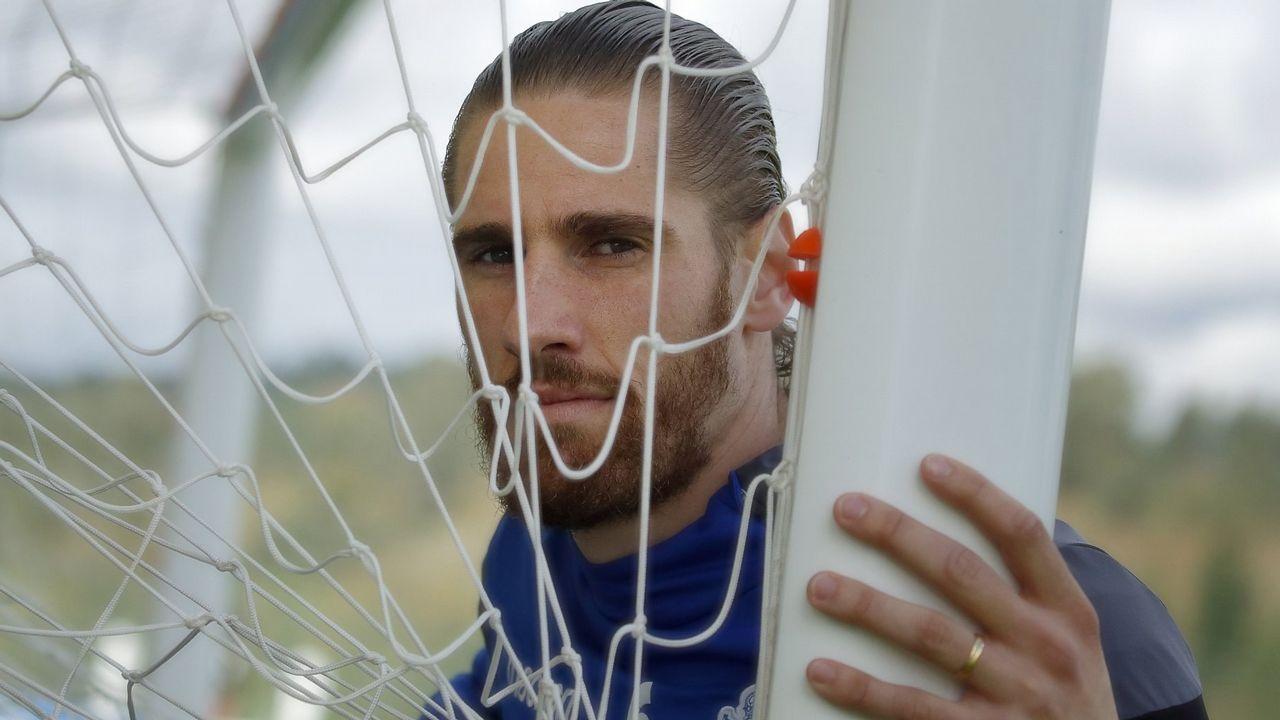 Nikola Jerkan, exjugador del Real Oviedo