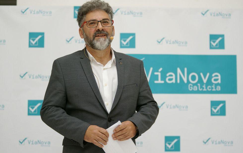 Feijoo: «A xente está cansa dos que se toman o goberno a broma».Fernández amosouse convencido de que a nova formación terá un percorrido centenario.