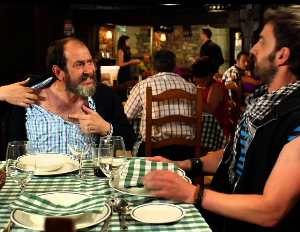 El exitazo de «Ocho apellidos vascos» pilló desprevenidos a críticos, productores y a los propios actores.