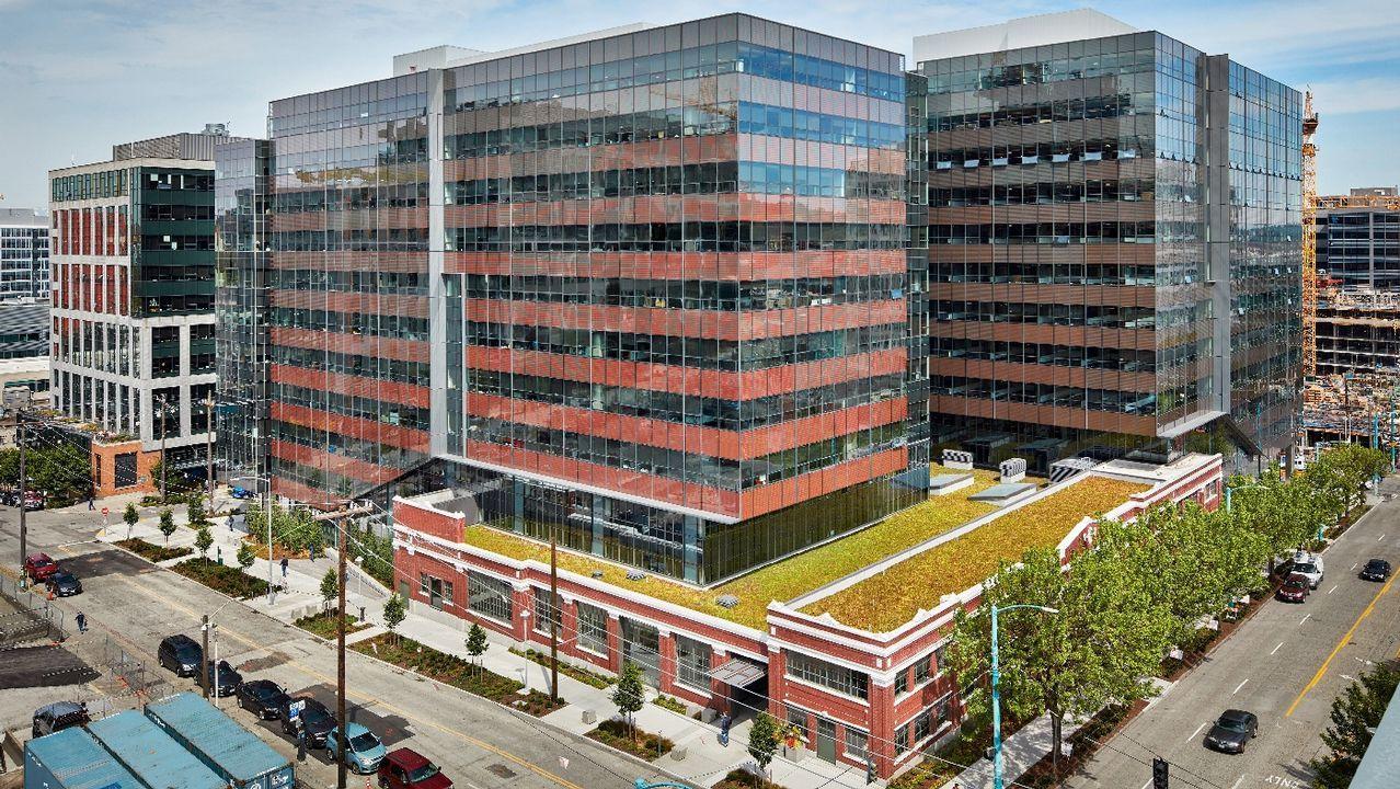 Troy Block, Seattle (Estados Unidos) 645 millones. Última operación. Es parte del campus Amazon, sede central del grupo.