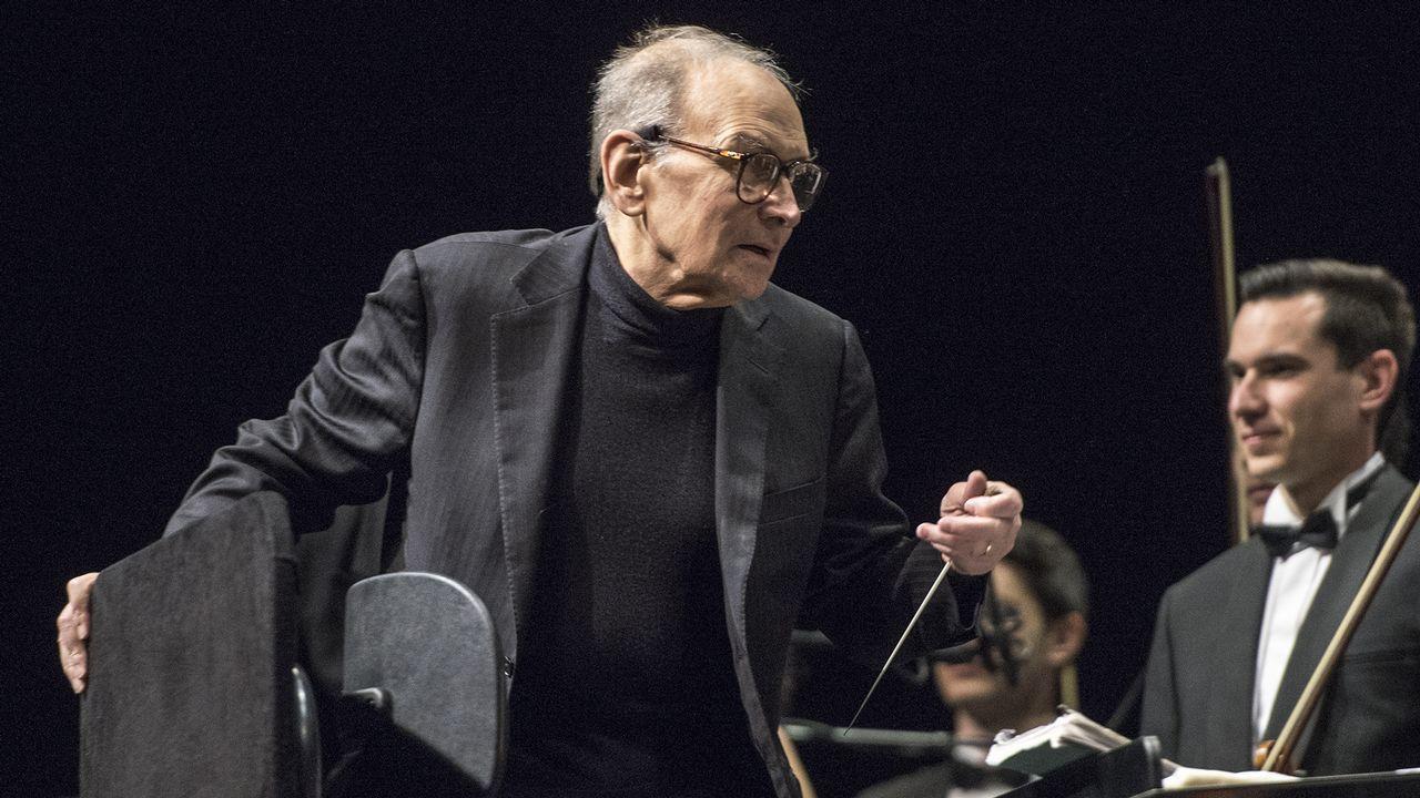 Todos losnominados a los Óscar 2019.Más allá del cine, Morricone ha compuesto un centenar de piezas de música clásica