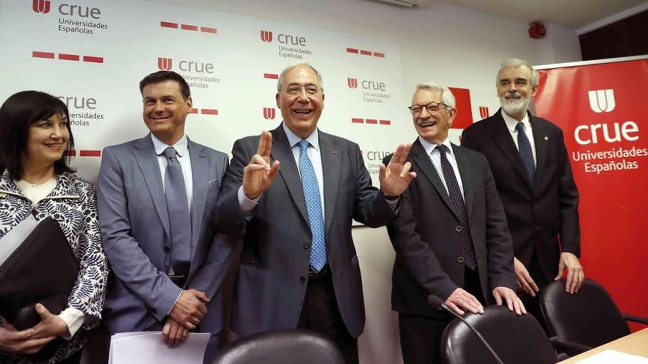 La CRUE denuncia el «inaceptable» comportamiento de algunos políticos que sembraron dudas sobre la URJC.