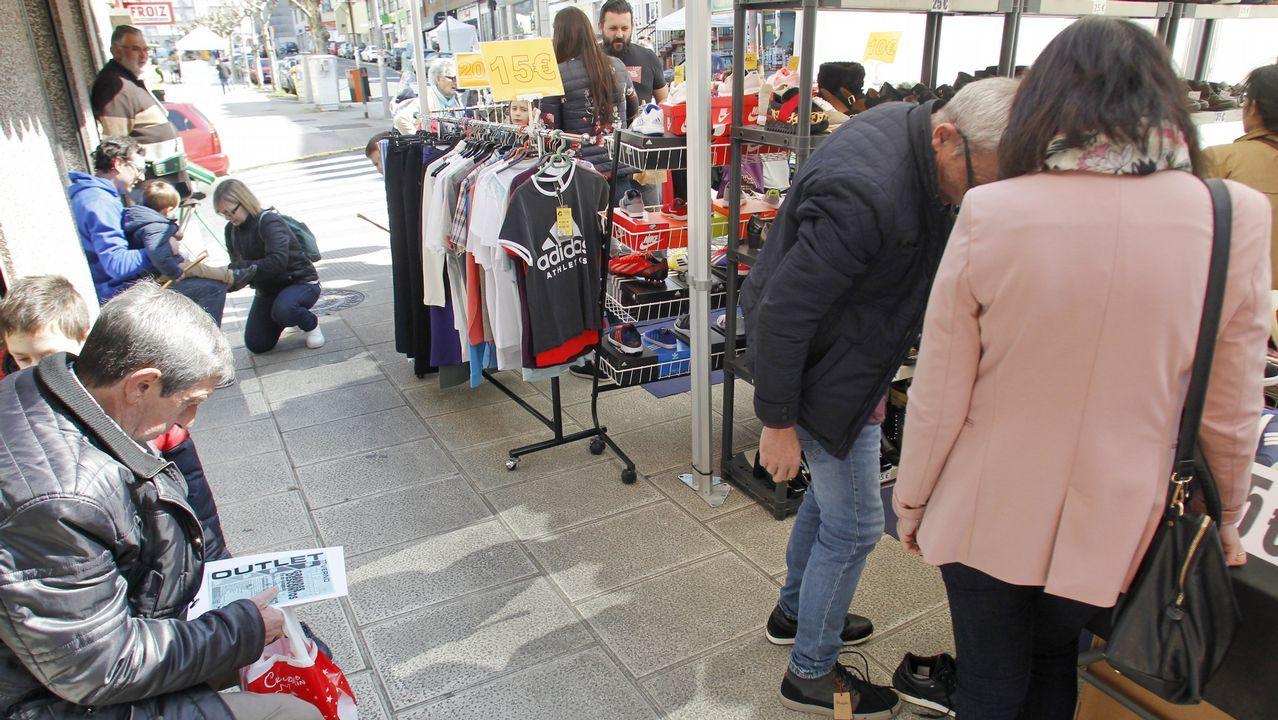 Arroupa: aquí llegan 1.200 toneladas de ropa donada al año