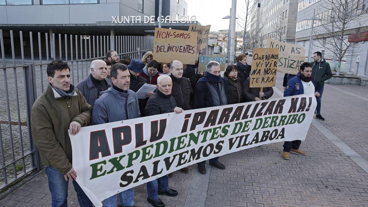 Incendios en Galicia: un año después del desastre.Uno de los incendios forestales declarado en Asturias
