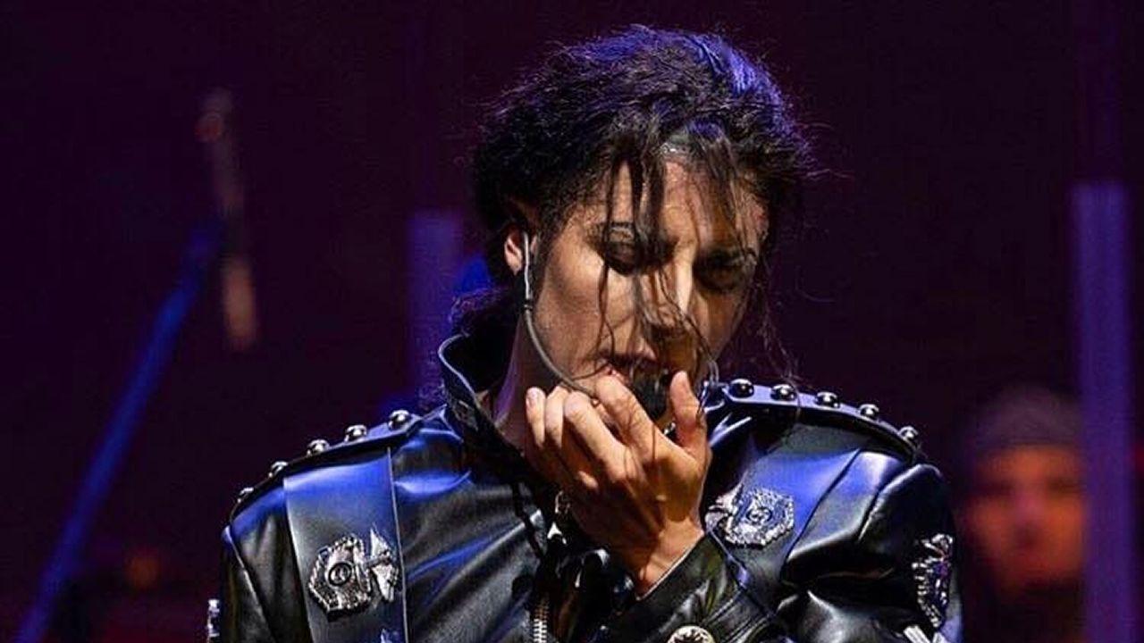 Michael.Caída de cascotes en Oídor Gregorio Tovar