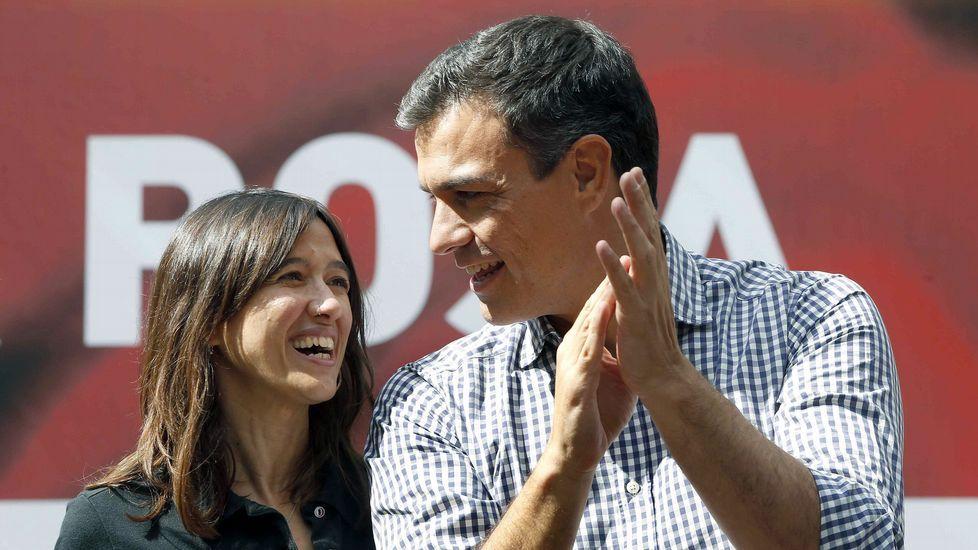 Sánchez desafía la presión de los barones y rechaza investir a Rajoy: «No es no».Fernando Lastra, durante su intervención en el Pleno Institucional del Día de Asturias