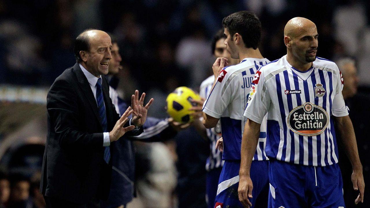 Charla con Miguel Ángel Lotina, el hombre que apostó por él en primera división