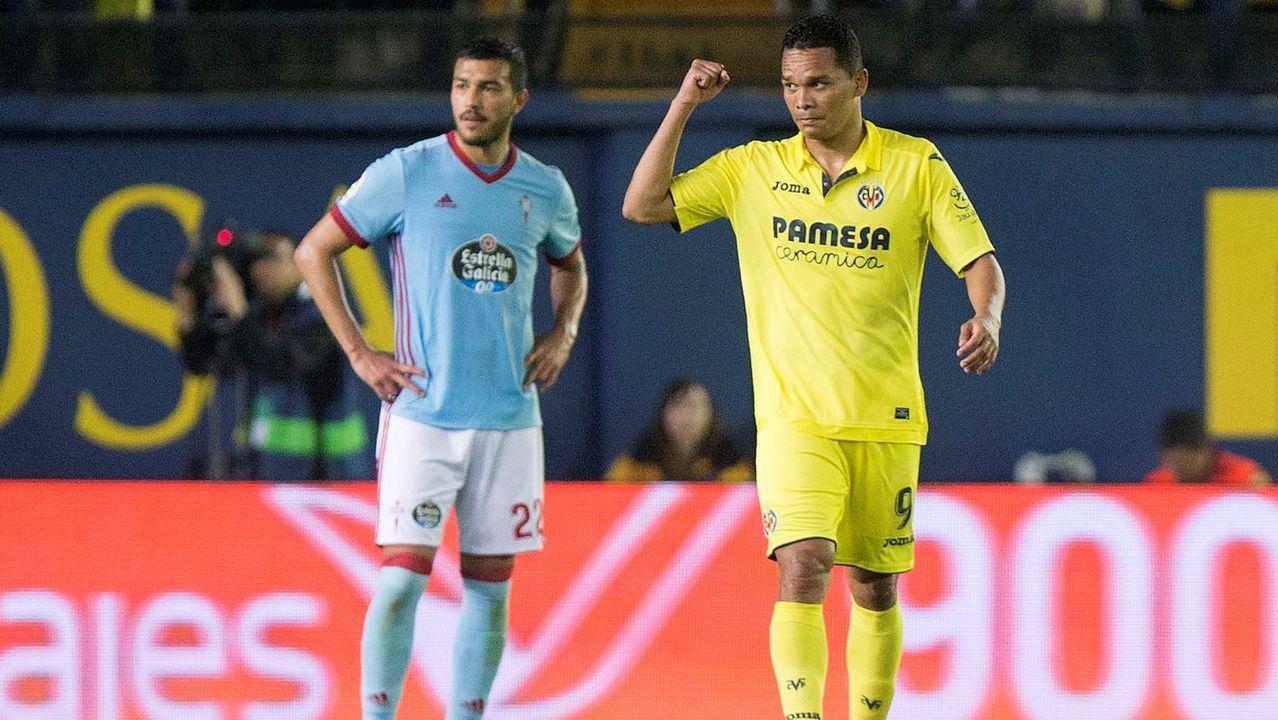 Las mejores imágenes del Villarreal - Celta