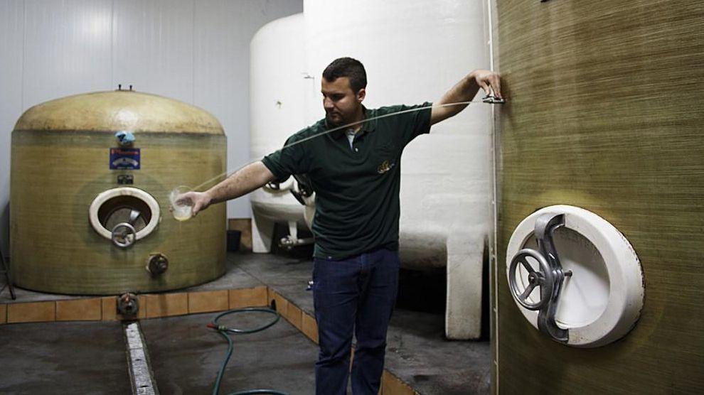 Sidra, cerveza y ginebra para diversificar las cuencas.Restaurante El Urogallo
