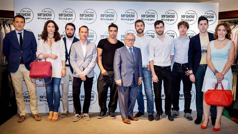 Madrid Fashion Week abre sus puertas.As pezas de Oro Claro no vestíbulo de Álvaro Siza no Porto.<span lang= es-es > </span>