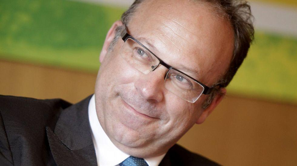 El fiscal Antonio Roma