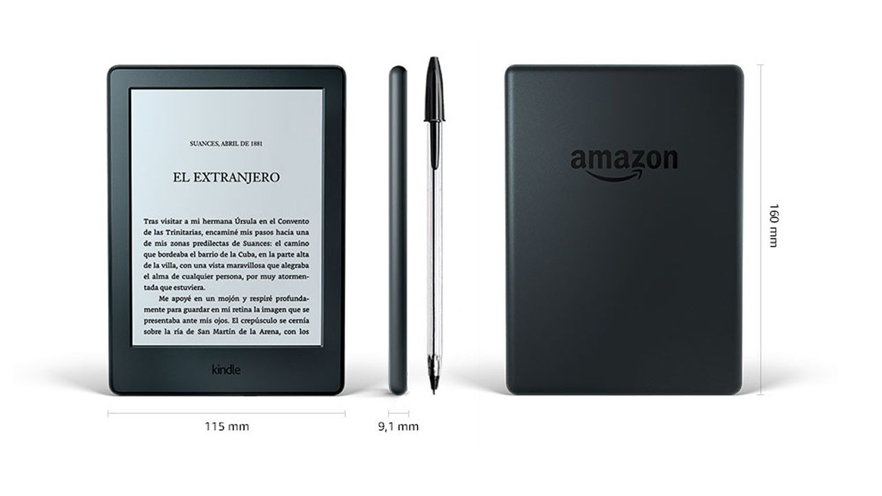 Kindle clásico