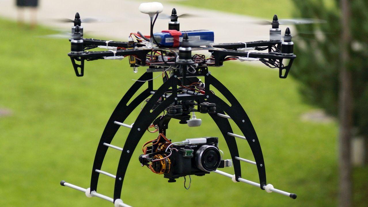 Así es el dron de Boeing capaz de levantar 200 kilos de peso.Corte de chapa del BAM