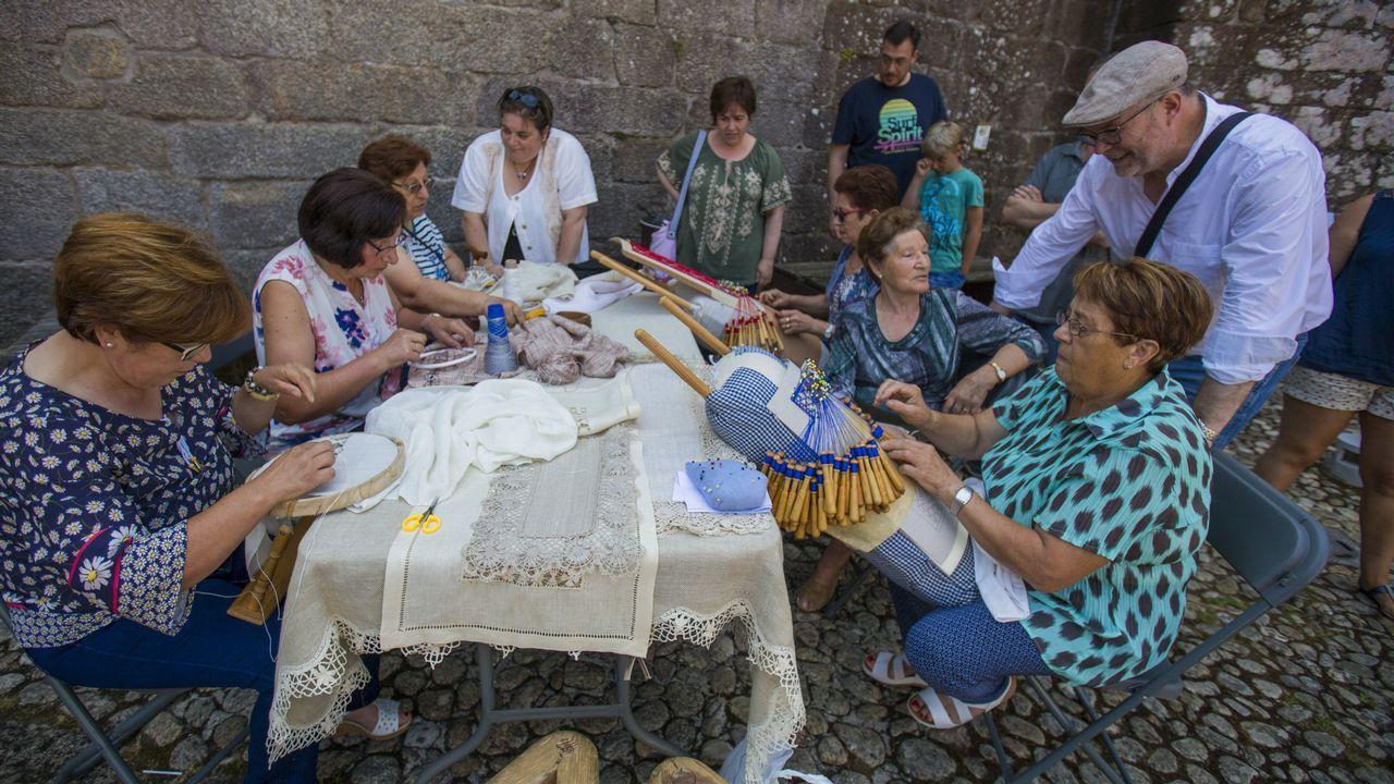 ¡Mira cómo fue la tradicional romería de San Roque do Monte!